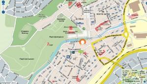 Карта на заложна къща в Перник